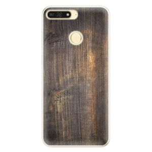 Silikónové puzdro iSaprio - Old Wood - Huawei Honor 7A vyobraziť