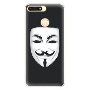 Silikónové puzdro iSaprio - Vendeta - Huawei Honor 7A vyobraziť