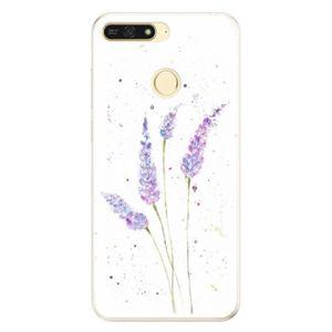 Silikónové puzdro iSaprio - Lavender - Huawei Honor 7A vyobraziť