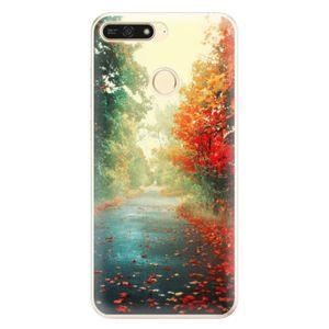 Silikónové puzdro iSaprio - Autumn 03 - Huawei Honor 7A vyobraziť