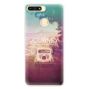 Silikónové puzdro iSaprio - Journey - Huawei Honor 7A vyobraziť