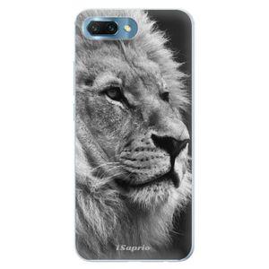 Silikónové puzdro iSaprio - Lion 10 - Huawei Honor 10 vyobraziť