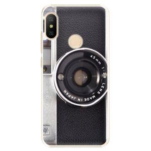 Plastové puzdro iSaprio - Vintage Camera 01 - Xiaomi Mi A2 Lite vyobraziť