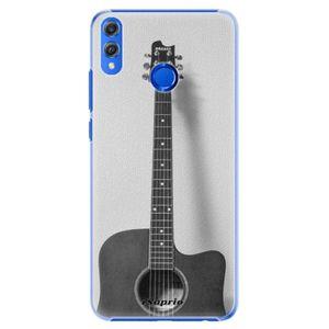Plastové puzdro iSaprio - Guitar 01 - Huawei Honor 8X vyobraziť