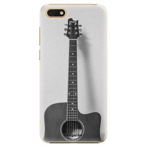 Plastové puzdro iSaprio - Guitar 01 - Huawei Honor 7S vyobraziť