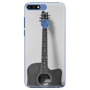 Plastové puzdro iSaprio - Guitar 01 - Huawei Honor 7C vyobraziť