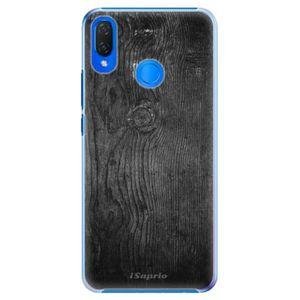 Plastové puzdro iSaprio - Black Wood 13 - Huawei Nova vyobraziť