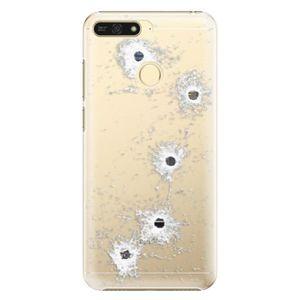 Plastové puzdro iSaprio - Gunshots - Huawei Honor 7A vyobraziť