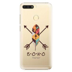 Plastové puzdro iSaprio - BOHO - Huawei Honor 7A vyobraziť