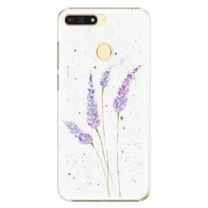 Plastové puzdro iSaprio - Lavender - Huawei Honor 7A vyobraziť