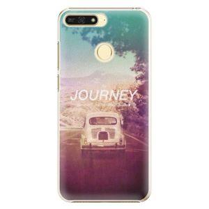Plastové puzdro iSaprio - Journey - Huawei Honor 7A vyobraziť