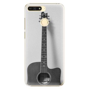 Plastové puzdro iSaprio - Guitar 01 - Huawei Honor 7A vyobraziť