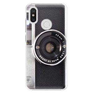 Plastové puzdro iSaprio - Vintage Camera 01 - Xiaomi Mi 8 vyobraziť