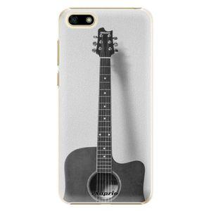 Plastové puzdro iSaprio - Guitar 01 - Huawei Y5 2018 vyobraziť