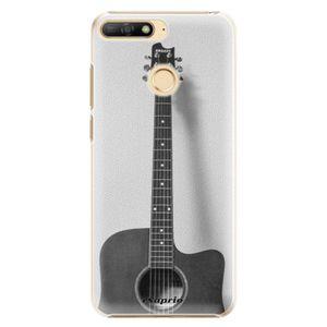 Plastové puzdro iSaprio - Guitar 01 - Huawei Y6 Prime 2018 vyobraziť