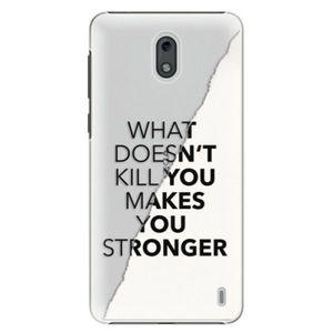 Plastové puzdro iSaprio - Makes You Stronger - Nokia 2 vyobraziť