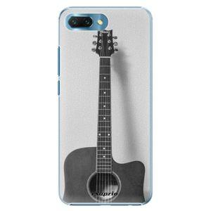 Plastové puzdro iSaprio - Guitar 01 - Huawei Honor 10 vyobraziť