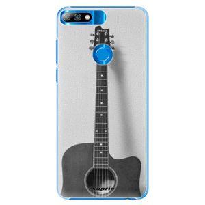 Plastové puzdro iSaprio - Guitar 01 - Huawei Y7 Prime 2018 vyobraziť
