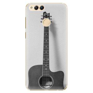 Plastové puzdro iSaprio - Guitar 01 - Huawei Honor 7X vyobraziť