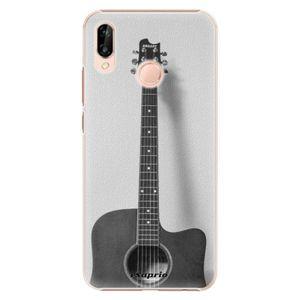Plastové puzdro iSaprio - Guitar 01 - Huawei P20 Lite vyobraziť