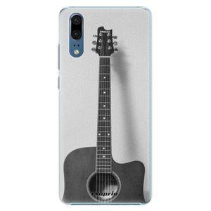 Plastové puzdro iSaprio - Guitar 01 - Huawei P20 vyobraziť