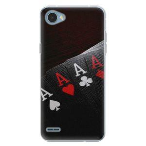 Plastové puzdro iSaprio - Poker - LG Q6 vyobraziť