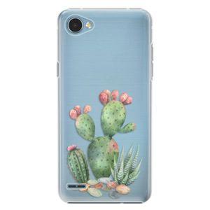Plastové puzdro iSaprio - Cacti 01 - LG Q6 vyobraziť