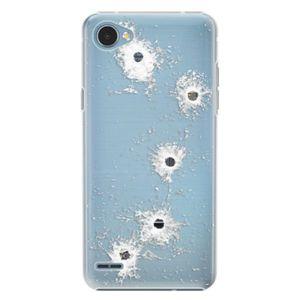 Plastové puzdro iSaprio - Gunshots - LG Q6 vyobraziť