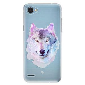 Plastové puzdro iSaprio - Wolf 01 - LG Q6 vyobraziť