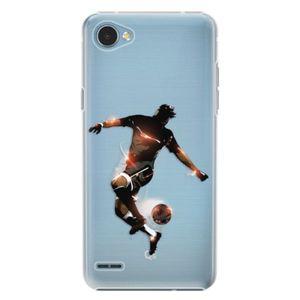 Plastové puzdro iSaprio - Fotball 01 - LG Q6 vyobraziť