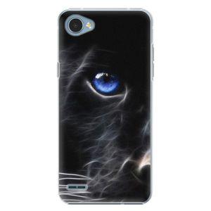Plastové puzdro iSaprio - Black Puma - LG Q6 vyobraziť