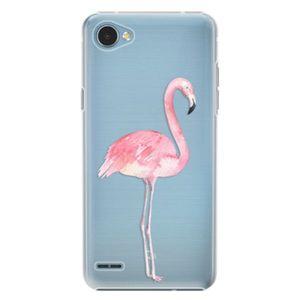 Plastové puzdro iSaprio - Flamingo 01 - LG Q6 vyobraziť