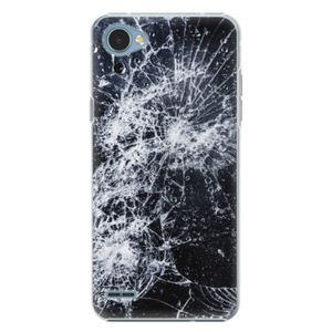 Plastové puzdro iSaprio - Cracked - LG Q6 vyobraziť
