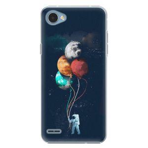 Plastové puzdro iSaprio - Balloons 02 - LG Q6 vyobraziť