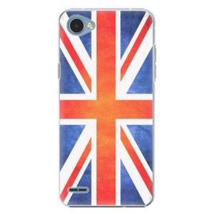 Plastové puzdro iSaprio - UK Flag - LG Q6 vyobraziť