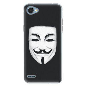 Plastové puzdro iSaprio - Vendeta - LG Q6 vyobraziť