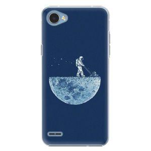 Plastové puzdro iSaprio - Moon 01 - LG Q6 vyobraziť