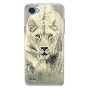 Plastové puzdro iSaprio - Lioness 01 - LG Q6 vyobraziť