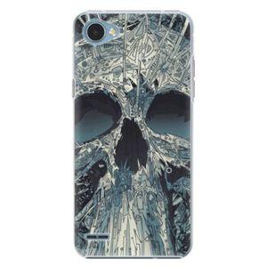 Plastové puzdro iSaprio - Abstract Skull - LG Q6 vyobraziť