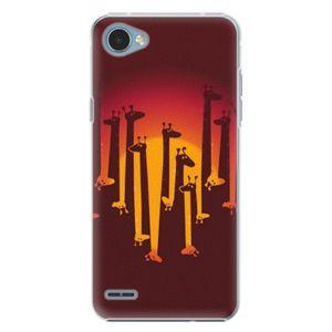 Plastové puzdro iSaprio - Giraffe 01 - LG Q6 vyobraziť