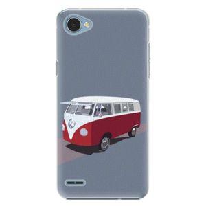 Plastové puzdro iSaprio - VW Bus - LG Q6 vyobraziť