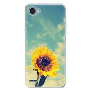 Plastové puzdro iSaprio - Sunflower 01 - LG Q6 vyobraziť