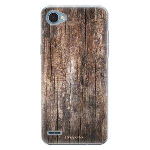 Plastové puzdro iSaprio - Wood 11 - LG Q6 vyobraziť