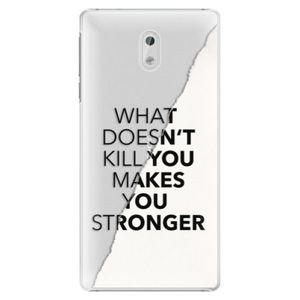 Plastové puzdro iSaprio - Makes You Stronger - Nokia 3 vyobraziť