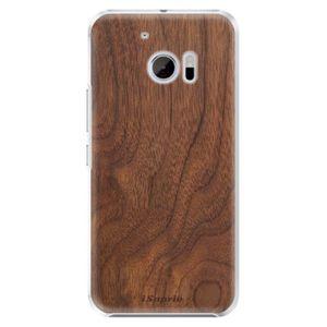 Plastové puzdro iSaprio - Wood 10 - HTC 10 vyobraziť
