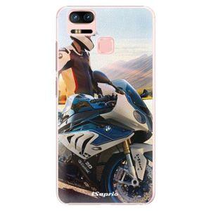 Plastové puzdro iSaprio - Motorcycle 10 - Asus Zenfone 3 Zoom ZE553KL vyobraziť