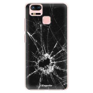 Plastové puzdro iSaprio - Broken Glass 10 - Asus Zenfone 3 Zoom ZE553KL vyobraziť