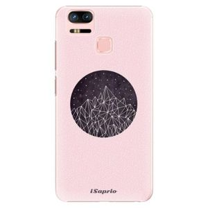 Plastové puzdro iSaprio - Digital Mountains 10 - Asus Zenfone 3 Zoom ZE553KL vyobraziť