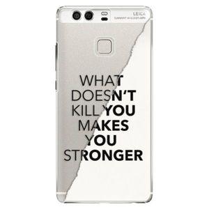 Plastové puzdro iSaprio - Makes You Stronger - Huawei P9 vyobraziť