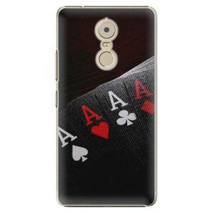 Plastové puzdro iSaprio - Poker - Lenovo K6 Note vyobraziť